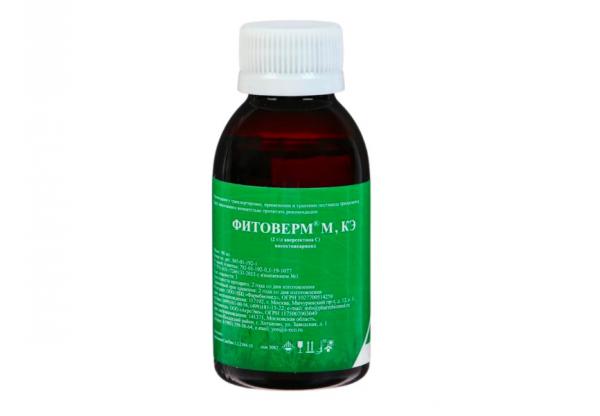 Фитоверм М 0,2%